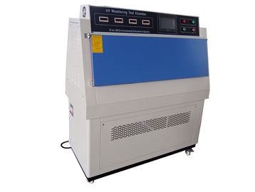 Laboratory UV Weathering Test Chamber Quv Testing Machine For Paint Material