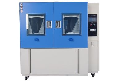 Efficiency Sand And Dust Test Chamber IP65 Test Equipment For Led Light