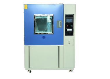 1000 Liters Dust Testing Equipment  Ip6X Ip5X Enclosure Testing With Safety Protection