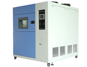 Air To Air Temperature Shock Test Chamber / Thermal Testing Equipment SUS304 Interior Material