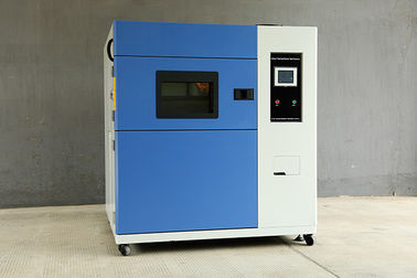 Elevator Type Thermal Cycling Machine / Thermal Shock Test Chamber 380V 50HZ