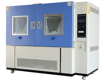 Durable Sand Dust Settling Dust Test Chamber / IP Testing Equipment