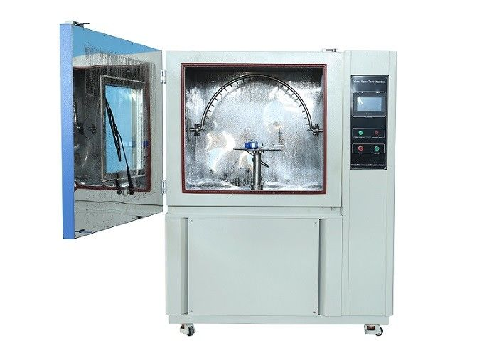 Laboratory Ip Water Spray Environmental Chamber Iec60529 Ipx3 Ipx4