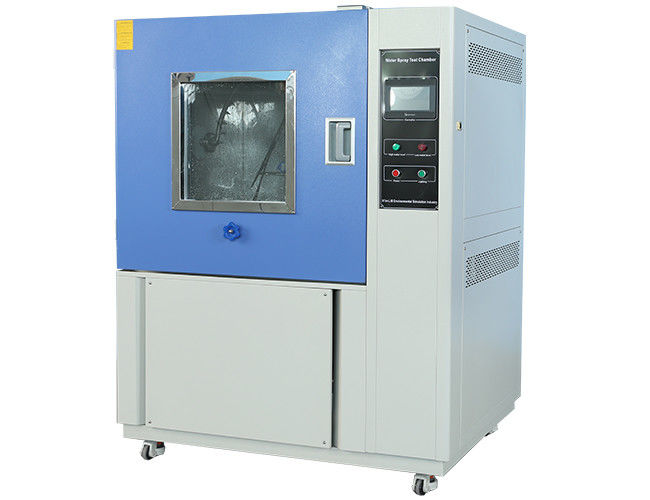 Waterproof Climatic Water Spray Test Chamber 3500W 3 Years Warranty