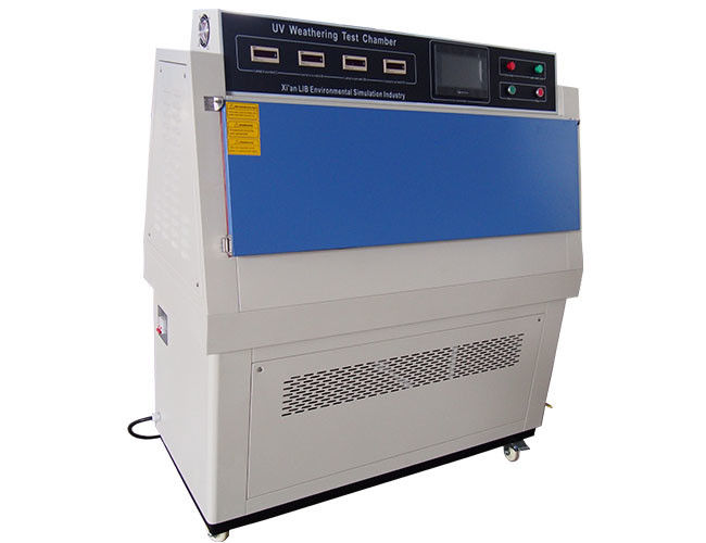 Materials Coatings UV Weathering Test Chamber Accelerated Weathering Tester